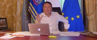 """Riforme, Renzi: """"Io serial killer? Accusa falsa come le firme M5s a Palermo e non solo"""""""