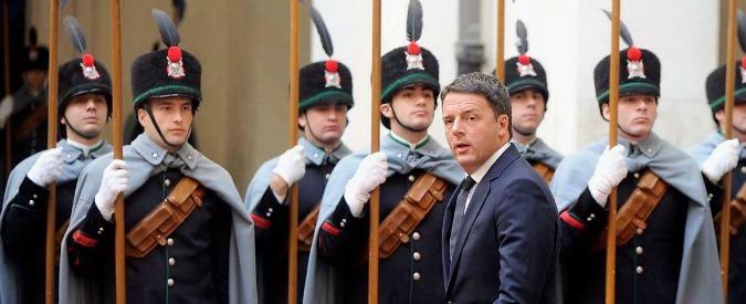 """Referendum, Renzi: """"Al tavolo Berlusconi ci trova Grillo, non me. Dimissioni? Passerò la campanella con il sorriso"""""""