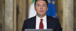 """Referendum, Renzi: """"Dall'articolo 70 ai senatori, smonto 15 bufale sulla riforma"""""""
