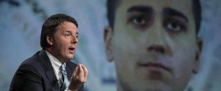 Referendum, le regole di Renzi per i dibattiti tv: no ai 5 stelle, sì a leghisti, berlusconiani e vecchi politici