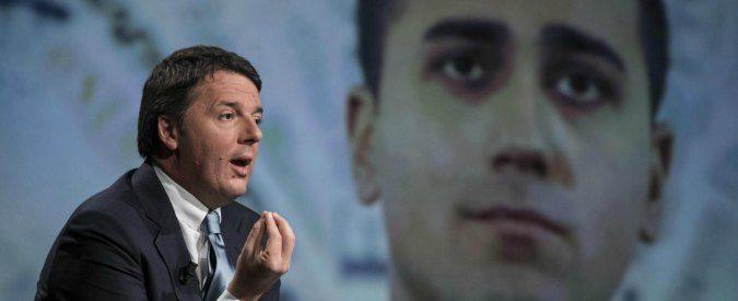 Di Maio vs Renzi, i valorosi precedenti della disfida mancata
