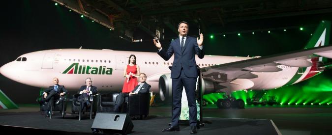 """Alitalia getta acqua sul fuoco, ma i sindacati: """"Il piano di salvataggio voluto dal governo è miseramente fallito"""""""