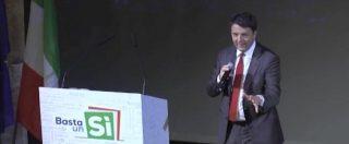 """De Luca, Renzi fa pure le battute: """"Non hai fatto dichiarazioni oggi, vero? Te potessero…"""""""