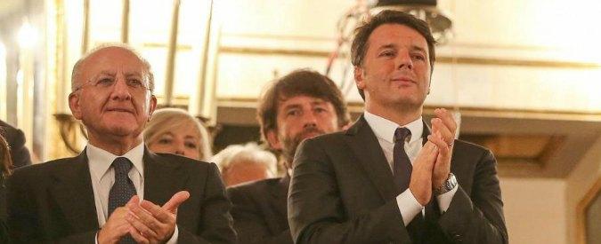 Referendum, come convincere gli indecisi facendogli ascoltare De Luca
