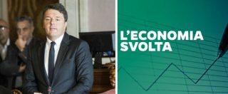 Crescita, lavoro, tasse e spending review: i risultati dei 1000 giorni di governo Renzi. Il divario Italia-Ue si allarga - 14/15