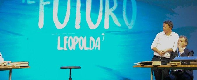 """Referendum, Renzi alla Leopolda: """"Derby tra cinismo e speranza. Non tra due Italie, ma tra due gruppi dirigenti"""""""