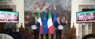 Ilva, Renzi dà la colpa a Boccia: 'È lui che ha tolto l'emendamento'. 'Toppa peggiore del buco, si assuma la responsabilità'