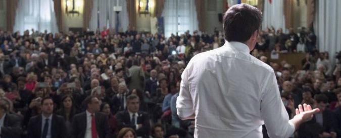 In Edicola sul Fatto dell'11 novembre: Renzi parla a Pescara, studenti precettati