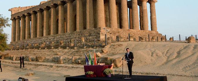 Riforme, la battaglia per il Sì passa dalla Sicilia. Renzi torna sull'isola per la terza volta in tre mesi