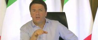 """Firme false Palermo, Renzi vs M5S: """"Hanno la doppia morale. Sono come tutti gli altri"""""""
