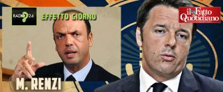 """Referendum, Renzi: """"Rinvio? Non esiste, non si incrocino voto e terremoto"""""""