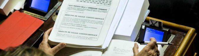 Referendum, tra sindaci highlander e il Senato gonfiabile: tutti i mostri prodotti da una riforma mal scritta - 11/14