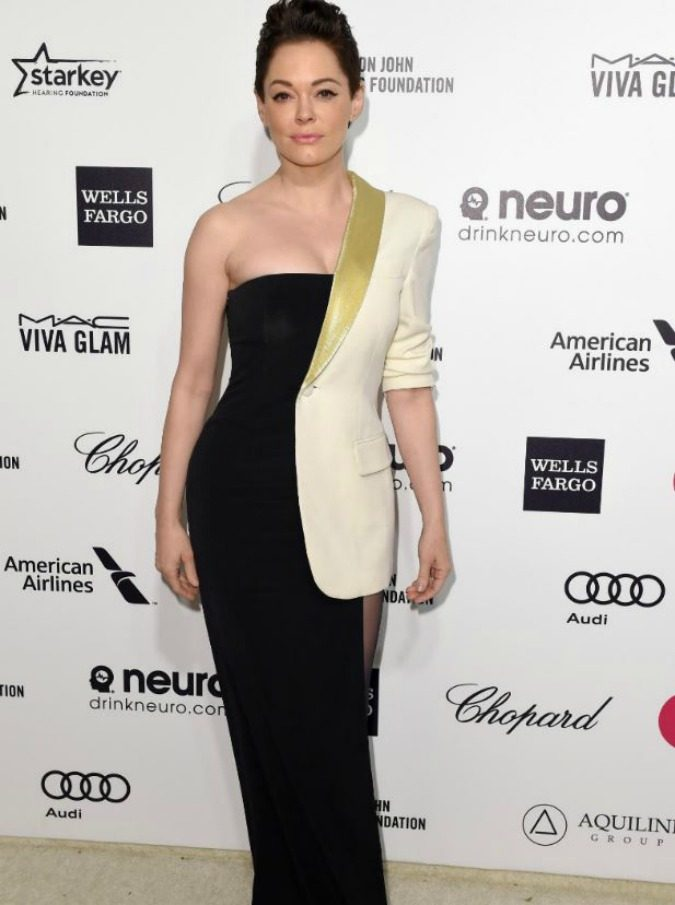 """Rose McGowan, l'attrice di 'Streghe': """"Sono stata stuprata da un produttore. E il mio fidanzato ha venduto a quell'uomo i nostri video hard"""""""