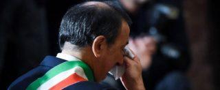 """Veronesi, i funerali laici a Milano. Dalla Boschi all'ex paziente Bonino: """"Umberto, tu hai già vinto"""""""
