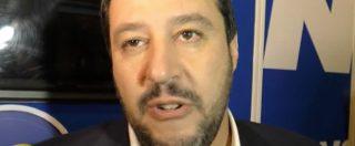 """Salvini: """"Governeremo l'Italia con il programma di Trump. Tutto il resto è noia"""""""