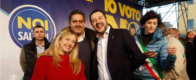 Salvini vuole fare Trump, ma il centrodestra post Berlusconi è allo sbando. Almeno fino al voto