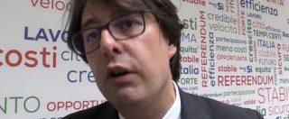 """Referendum, il comitato per il Sì se la prende con i giornalisti: """"La7 viola par condicio con Travaglio e Padellaro"""""""