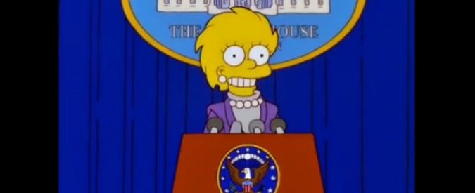 Donald Trump, Philip Dick e Homer Simpson: quando solo la fantasia racconta la realtà