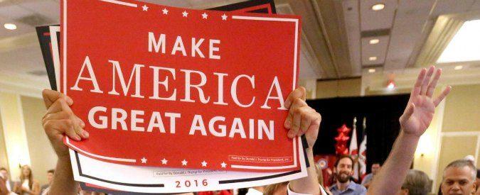 Trump, io ex studentessa in Usa: 'Gli americani hanno ciò che si meritano'