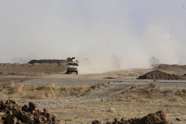 Iraq, avanzata esercito per liberare Mosul da Isis