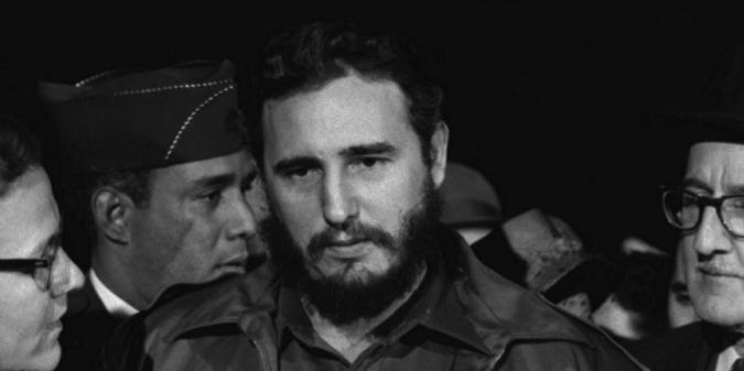 Fidel Castro, l'uomo che ha spaventato gli Stati Uniti