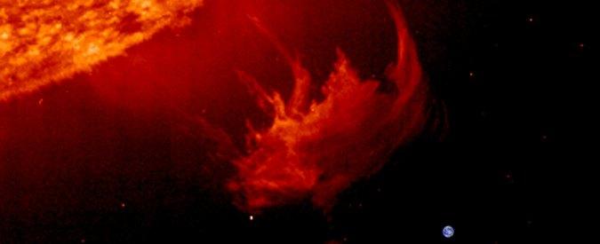 Il Sole sorvegliato speciale, allo studio rete mondiale per il meteo spaziale