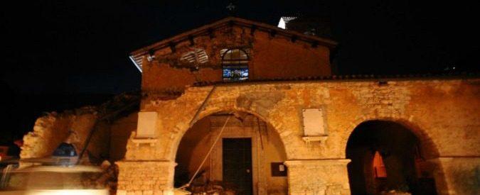 Terremoto, come il governo ha scelto di non salvare il patrimonio artistico