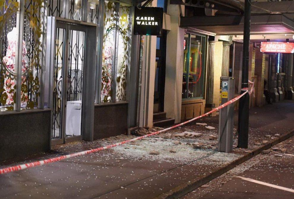 Ufficio Visti Nuova Zelanda : Terremoto in nuova zelanda magnitudo 7.8 e tsunami di due metri