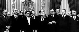 """Tina Anselmi, morta la """"Tina vagante"""" della Dc. Dalla riforma sanitaria alla firma della 194. Contro le pressioni vaticane"""
