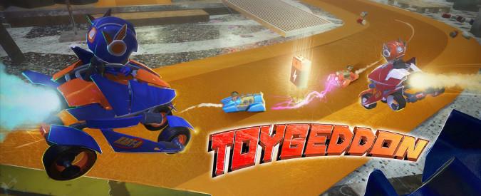 Toygeddon, la sfida all'ultima batteria per fuggire dal negozio in chiusura