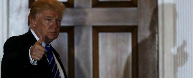 Trump, l'uomo della provvidenza