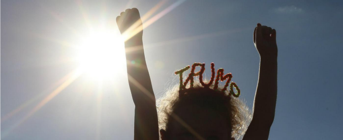Donald Trump presidente, via alla catastrofe planetaria