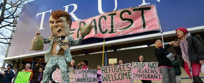 Donald Trump presidente, più di 200 episodi a sfondo razzista e xenofobo dal giorno dell'elezione