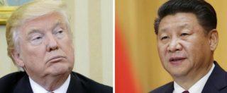 """Cina, prima telefonata Xi-Trump: """"Mutuo rispetto"""". Le incognite commerciali e geopolitiche tra i due Paesi"""