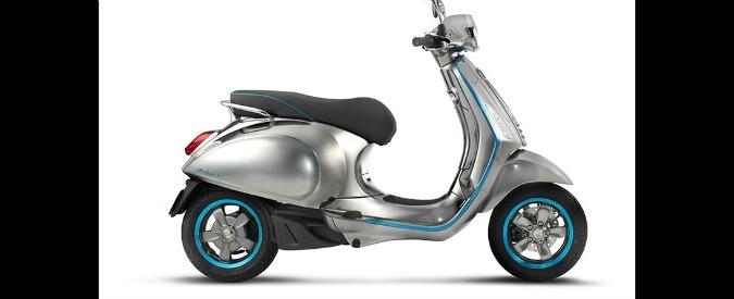 Vespa Elettrica, il futuro dell'icona del made in Italy su due ruote è a batteria