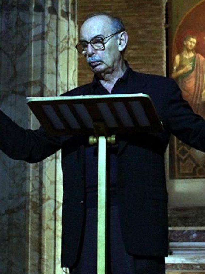 Vittorio Sermonti morto a Roma. Scrittore e studioso, fece riscoprire Dante Alighieri