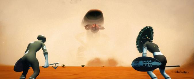 Voodoo, il survival game italiano ambientato nell'Africa primitiva