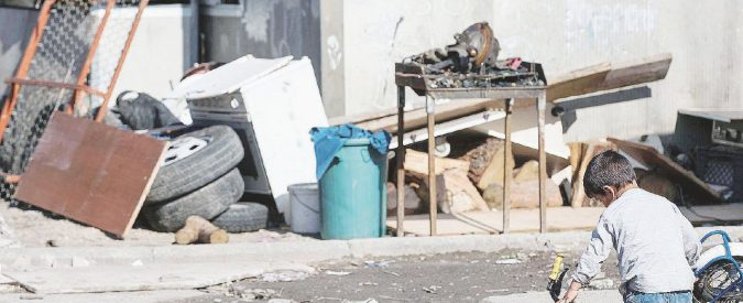 Campi rom e ditte abusive: il ferro è una miniera d'oro