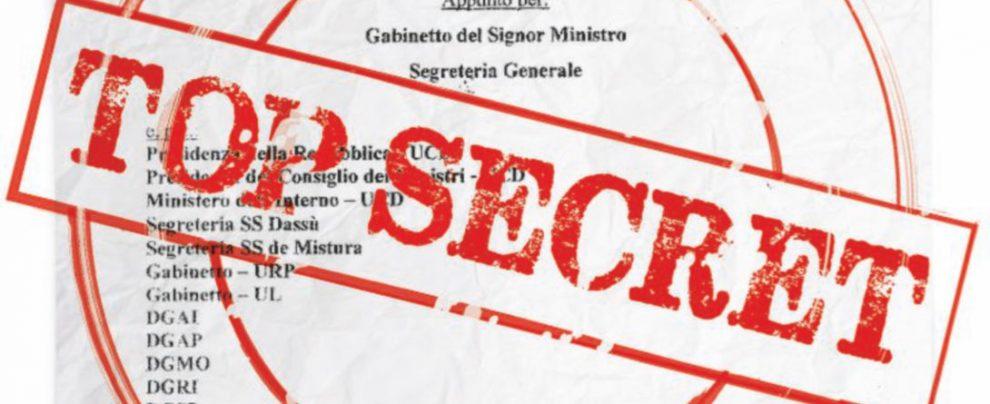 """Il documento del governo: """"Il voto all'estero è truccato"""""""