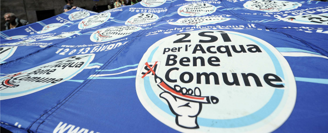 Acqua privata, Frosinone e provincia si ribellano: revocato il contratto con Acea. Contraria la maggioranza dei sindaci Pd