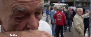 Italia, così 'Aloha' sniffa cocaina a Tor Bella Monaca e sfida le forze dell'ordine
