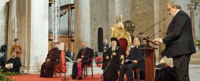 Bari dona una chiesa ai greci ortodossi nel nome di Nicola, il santo del dialogo