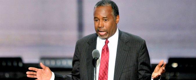 """Usa, Ben Carson segretario all'Edilizia: il neurochirurgo afroamericano che combatte gli """"esperimenti socialisti"""""""