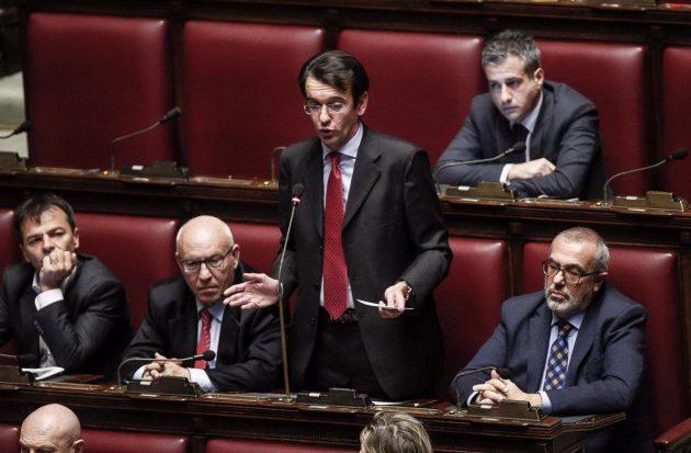 L'intervento del deputato di Sinistra Italia Alfredo D'Attorre