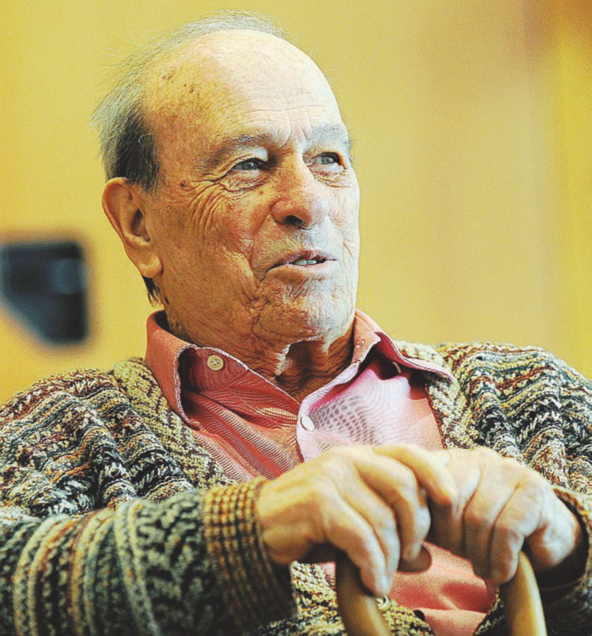 La memoria felice del partigiano Giorgio Bocca