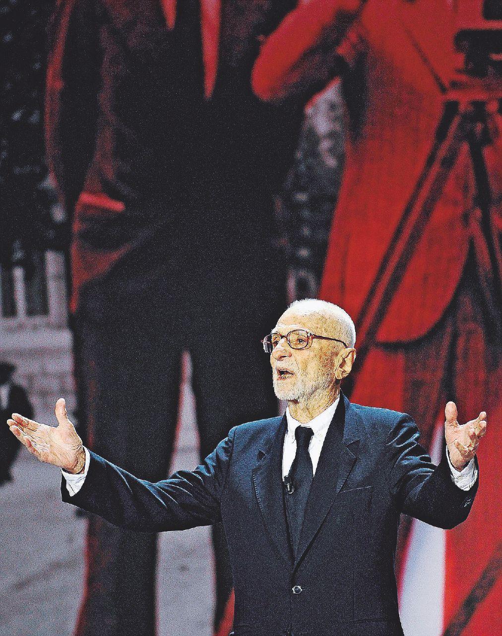 "Lo diceva Monicelli: ""Italiani divisi e senza meta"""
