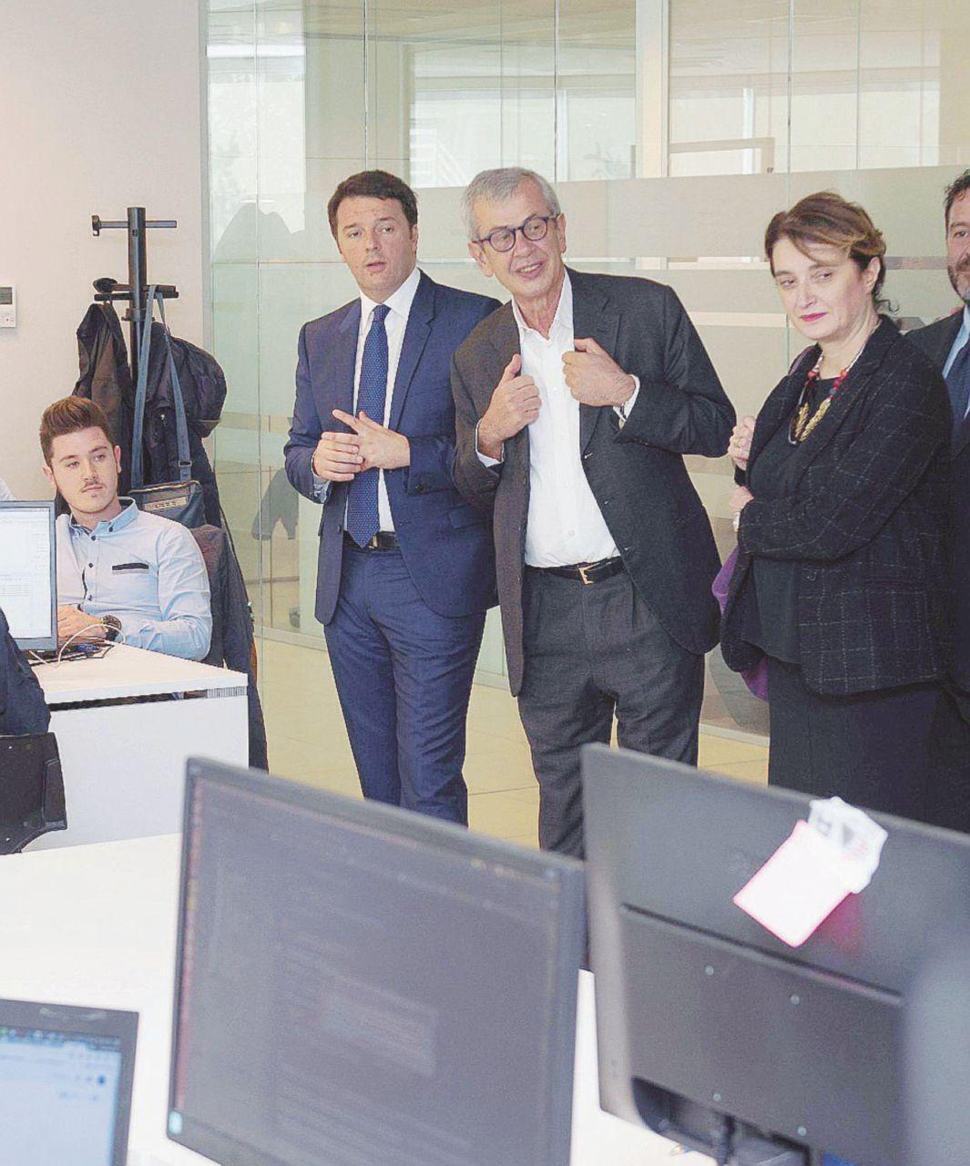 Difesa, gli amici di Renzi a un passo da Vitrociset. Strategica per la sicurezza nazionale