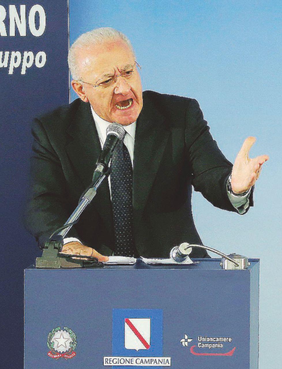 Istituto case popolari, De Luca sotto inchiesta