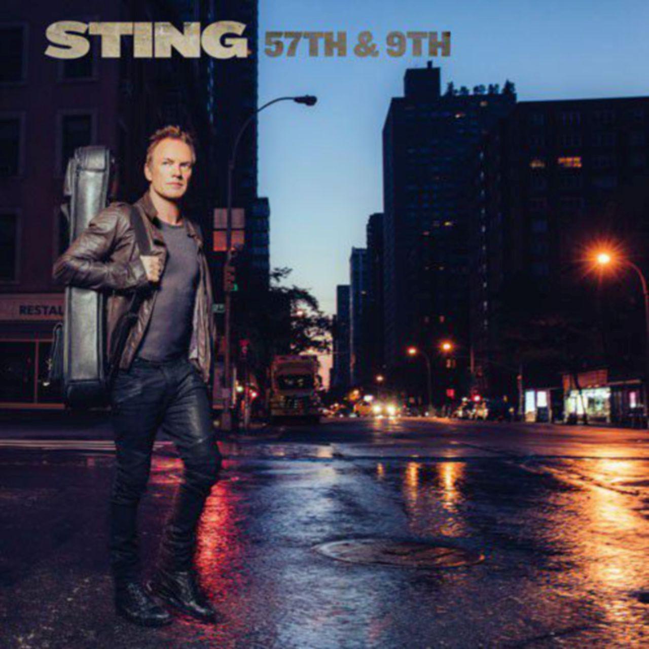 Sting: dopo madrigali e sinfonie, bentornato rock