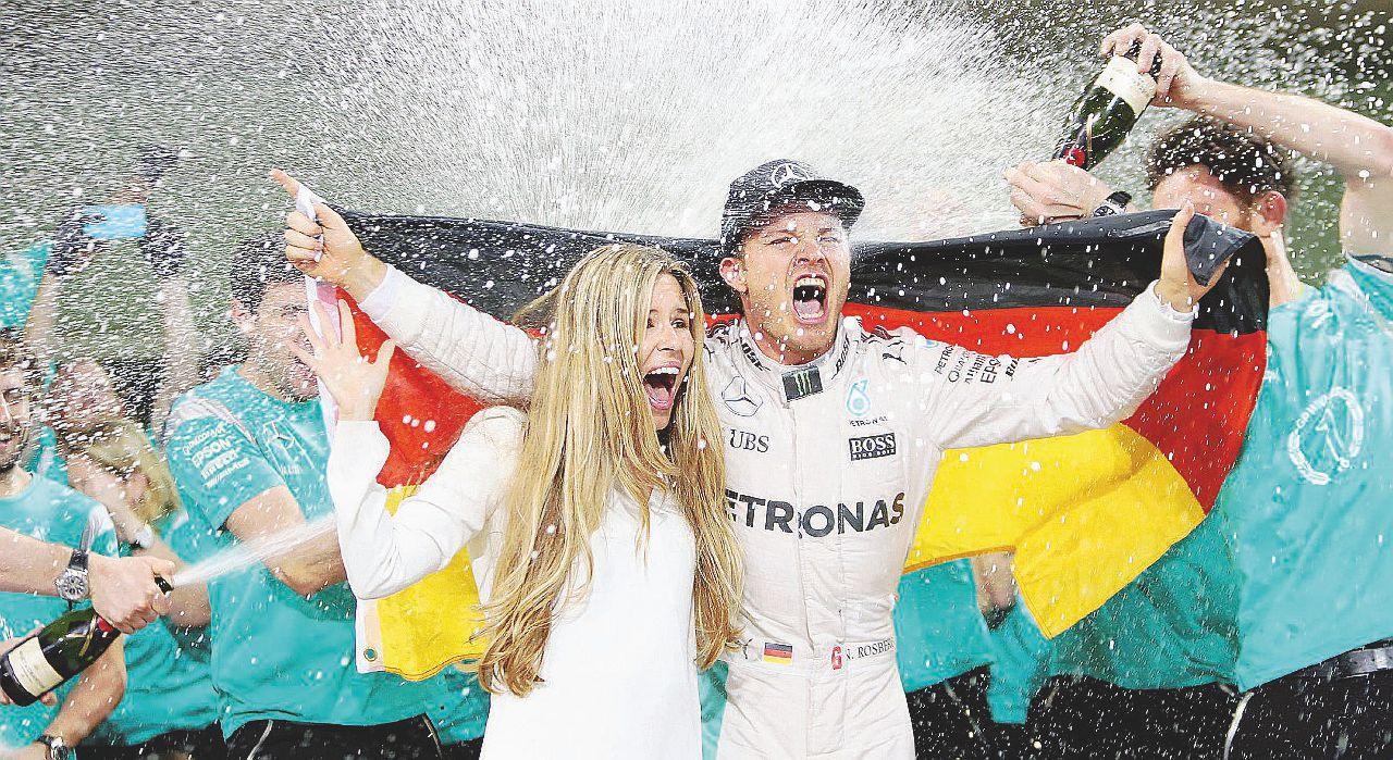 """""""Basta F1, non corro più"""". Il ritiro da campione di Nico Rosberg"""